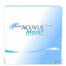 1-DAY Acuvue Moist (90 шт.)