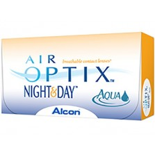 Air Optix Night & Day AQUA (3 шт./уп.)