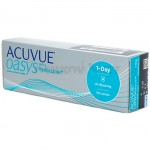 Acuvue Oasys 1-Day with HydraLuxe (30 шт.)