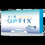 Air Optix Aqua (3 шт./уп)