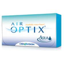 Air Optix Aqua (3 шт./уп)